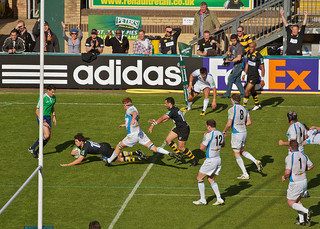 rugby try rules